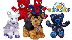 spirit halloween boba fett build a bear workshop promise pet spiderman thor glisten