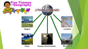 5 themes of geography essay exles themes of geography etame mibawa co
