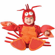 Walmart Halloween Costumes Teenage Girls Lil U0027 Lobster Infant Halloween Costume Walmart