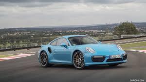 gulf porsche wallpaper 2016 porsche 911 turbo s coupe color miami blue front hd