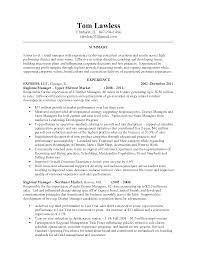 Retail Store Manager Resume Example by Store Manager Resume Description Free Resume Example And Writing