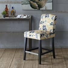 Round Chair Name Bar Stool Ikea Henriksdal Bar Stool Cover Chair Slipcover