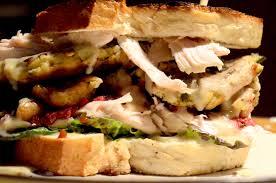 sporkeasy thanksgiving leftover club sandwich speakeasy