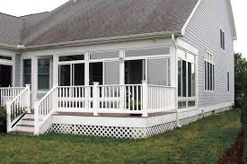 view 3 season enclosed porch aluminum patio room photos