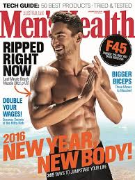 men s men s health magazine networks