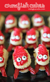 crawfish boil decorations crawfish cakes food party idea
