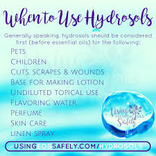 Essential Oils For Hair Loss Hydrosols Hydrolats Aromatic Waters U2013 Oh My Everything You