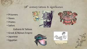tattoo project ppt