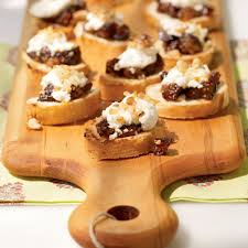 fig and goat cheese bruschetta recipe myrecipes