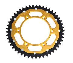 suzuki rmz 250 sprockets rear dual drive mx pro