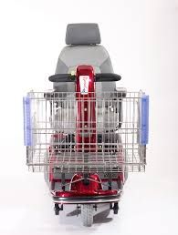 si e confort pour caddie electric shopping trolley for supermarket