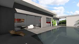 garage pool house house plans