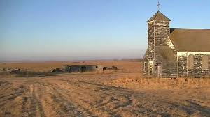abandoned church and old house at arena north dakota youtube