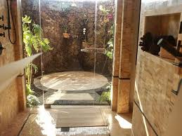 Outdoor Shower Room - invigorating outdoor shower ideas video and photos