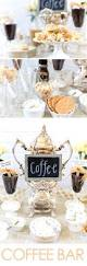How To Style A Coffee Table Style A Coffee Bar Breakfast Party Pizzazzerie