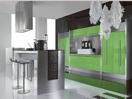 kitchen sleek contemporary kitchen design with light wood