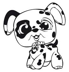 littlest pet shop coloring pages of dogs 20 best littlest pet shop coloring pages images on pinterest