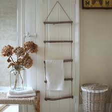 towel rack ideas for small bathrooms furniture small bathroom ideas feature branch hanging towel