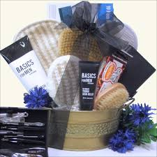 fathers day basket just for men s day spa gift basket swank gift baskets