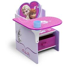 delta children disney frozen chair desk storage bin target