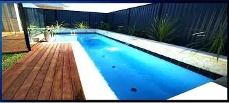 cost of a lap pool lap pool cost installed with concrete l shaped pool design