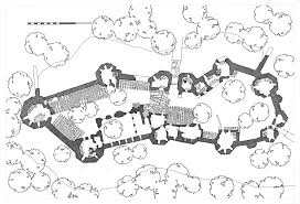 medieval castle floor plans gorgeous castle plan awesome linework and texture ink