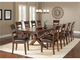 11 piece dining room set 11 piece dining table and slatback