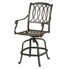 Bar Height Patio Set With Swivel Chairs Innovative Bar Height Patio Table And Swivel Chairs Creative