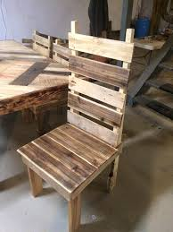 Made Dining Chairs Pallet Made Dining Table And Chairs Jpg 720 960 Pallets