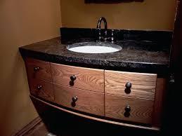 Double Trough Sink Bathroom Sinks Double Trough Sink Vanity Top White Dark Wood Trough Sink