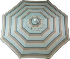 Sunbrella Patio Umbrella by Four Seasons Furnishings Amish Made Furniture Luxcraft Market