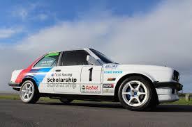 bmw race series bmw race car up for grabs in scholarship quest oversteer