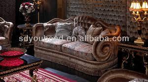 Luxury Sofa Set 2015 10053 2015 Living Reclining Wooden Sofa Set Designs Buy Living