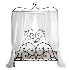 Wrought Iron Canopy Bed Keeping It Realtor April 2010