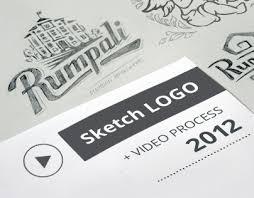 sketch logo 2012 on behance