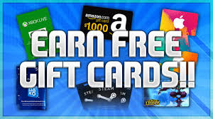 earn gift cards how to get free xbox live psn gift cards free itunes