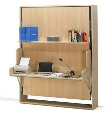 Murphy Style Desk Cool Murphy Beds For Decorating Smaller Rooms