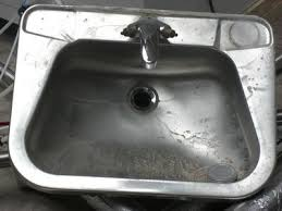 How To Remove A Faucet From A Kitchen Sink Best 25 Clean Stainless Sink Ideas On Pinterest Stainless Steel