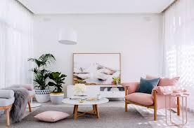 Nordic Home Decor Pink Interiors Home Decor