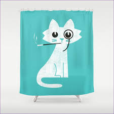 Novelty Shower Curtains Bathrooms Awesome Novelty Shower Curtains Turquoise And Gray