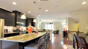 Heartland Homes Floor Plans The Schubert Luxury Townhome Pittsburgh Youtube