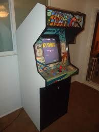 Ms Pacman Cabinet Ms Pac Man Arcade Machine Ebay