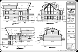 cedar homes of the rockies blueprints