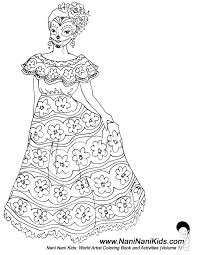 coloring sheets u2013 nani nani kids