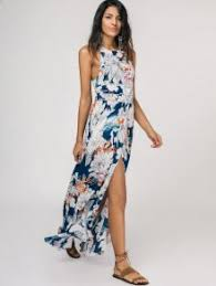 bowknot floral cut out maxi dress floral maxi dresses s zaful