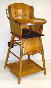 High Chair Desk Vintage High Chair February 20th Auction Pinterest Vintage