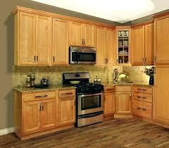 finished oak kitchen cabinets cabinet door knob placement cabinet door knobs wood kitchen cabinet
