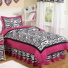 girls bedroom astonishing pink zebra bedroom decorating design