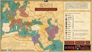 pubg interactive map explore the interactive caign map of total war rome ii