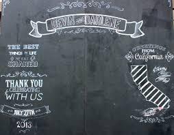 wedding backdrop chalkboard wedding ideas chalkboard wedding backdrop elizabeth designs
